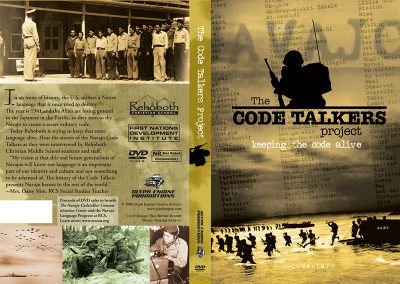 The Codetalkers Project DVD Cover