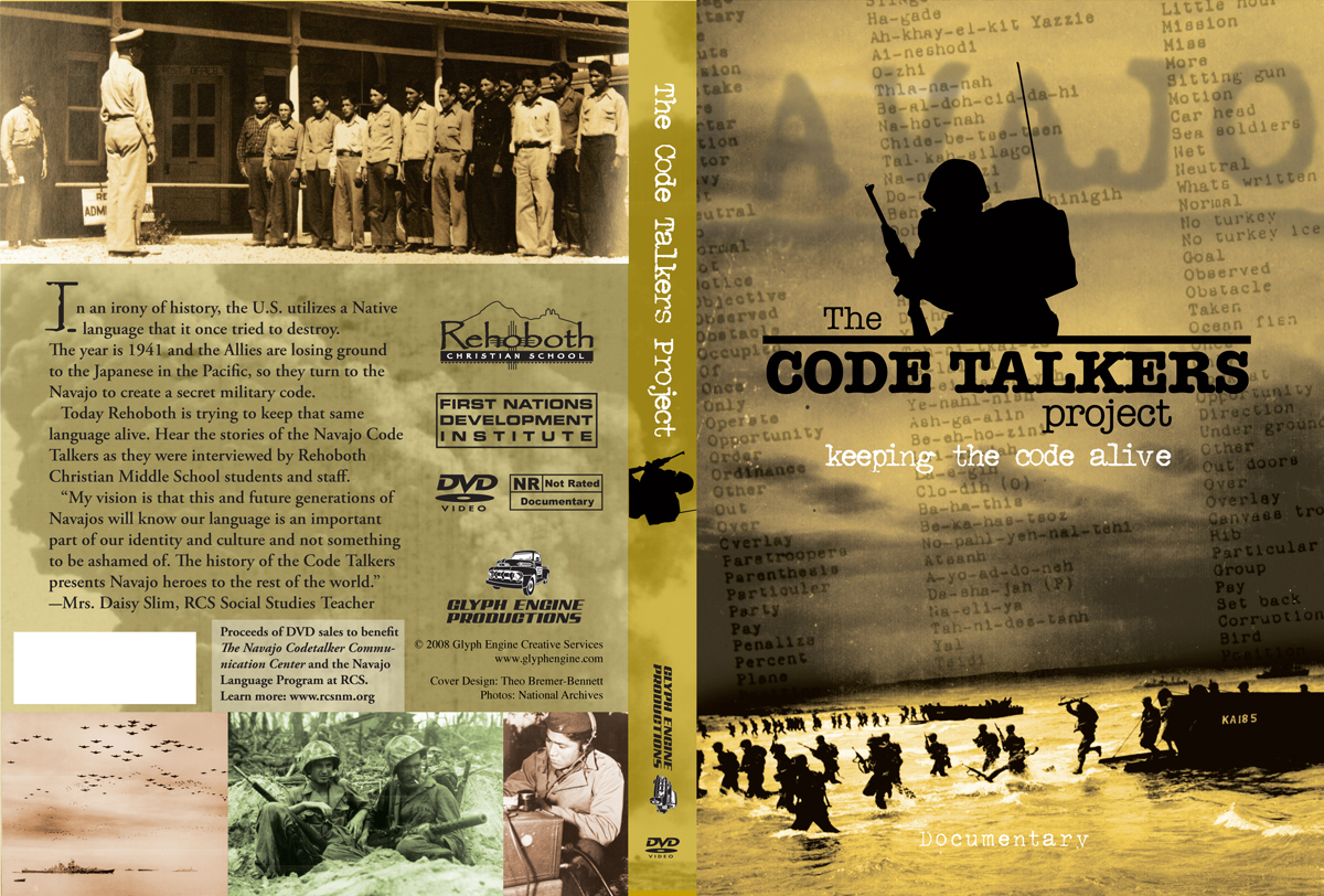 Codetalkers Project Replication copy