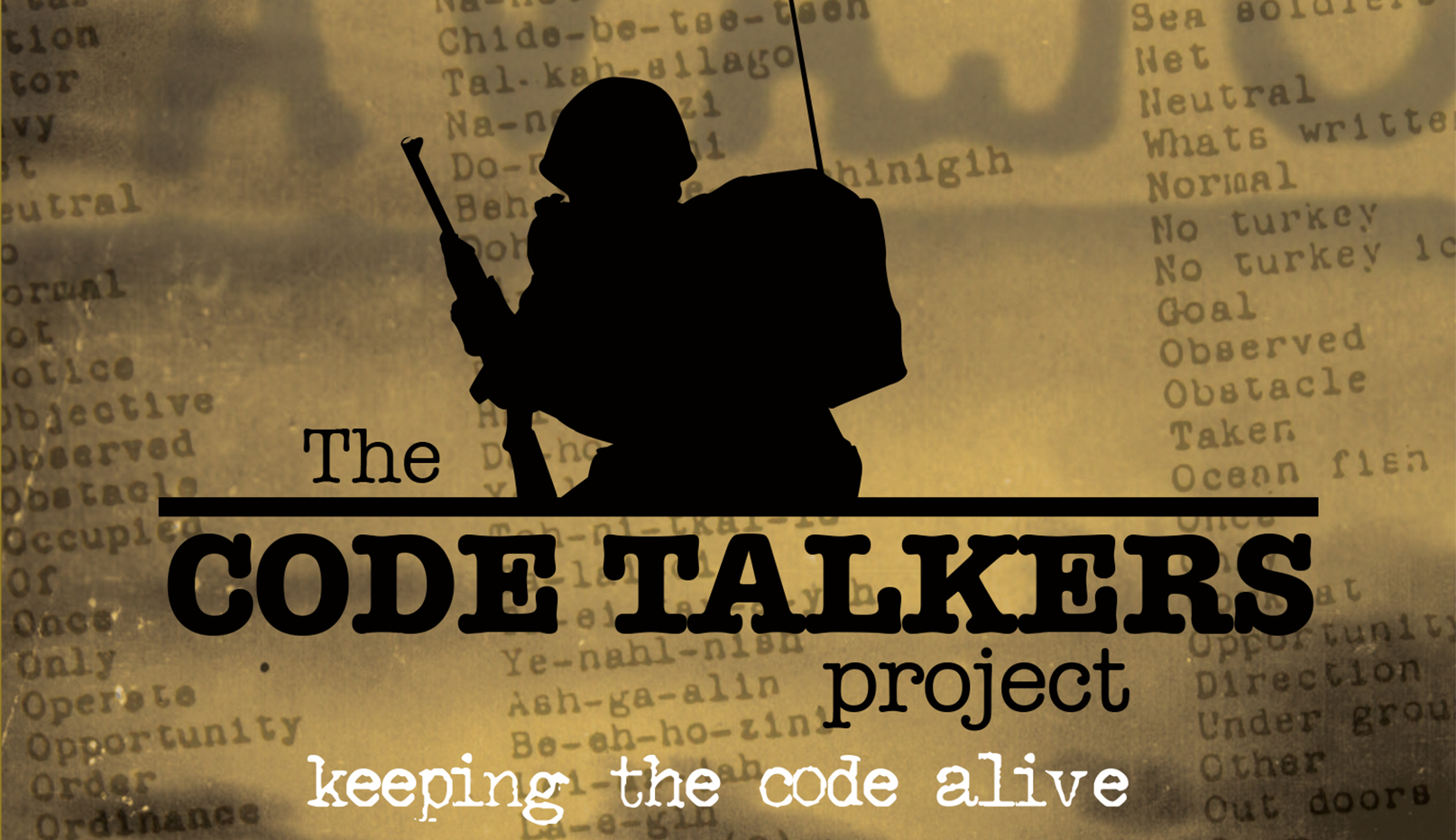 The Codetalkers Project