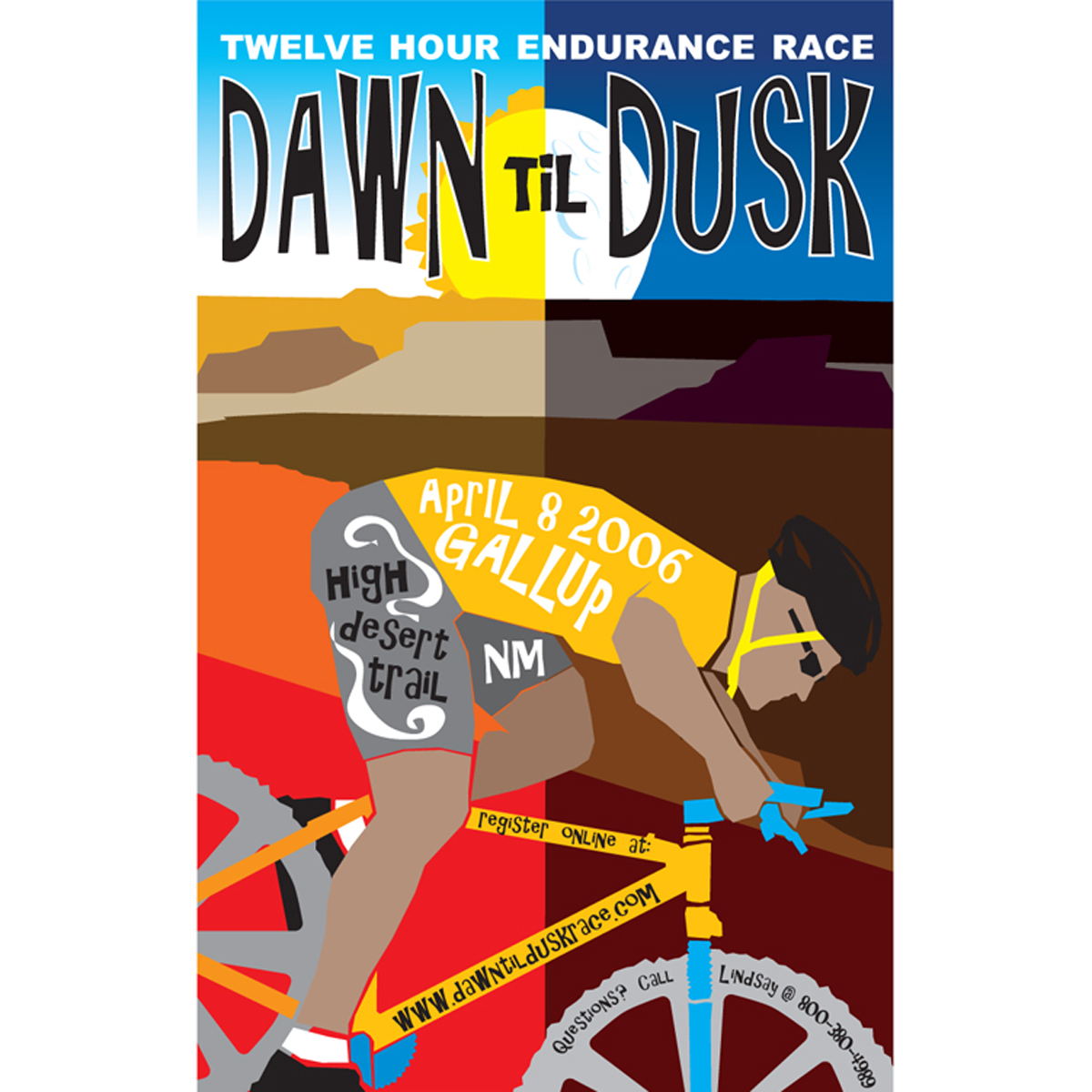Dawn to Dusk Poster