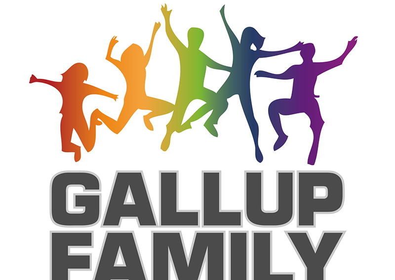 Gallup Family Fitness Identity