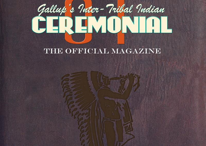 Inter-Tribal Ceremonial Magazine