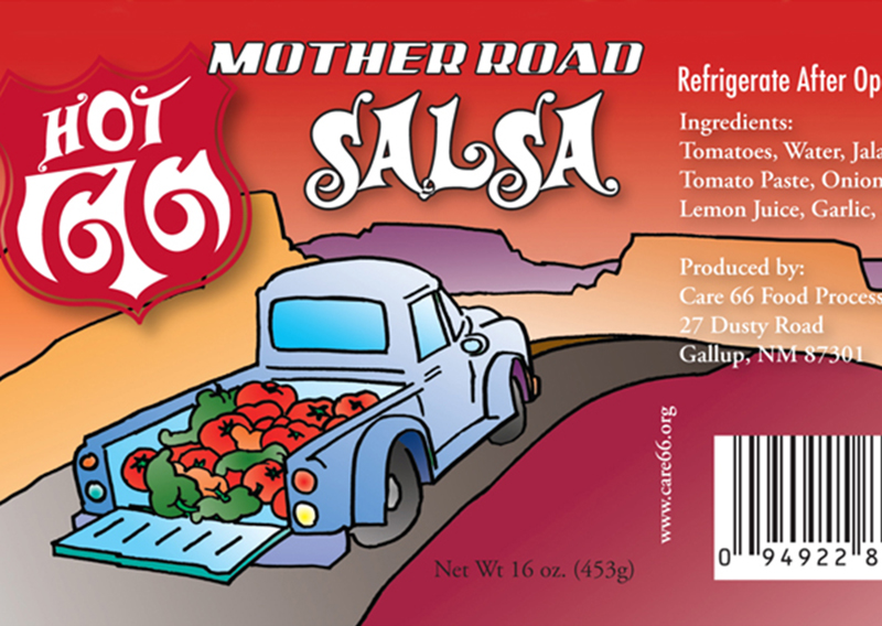 Mother Road Salsa