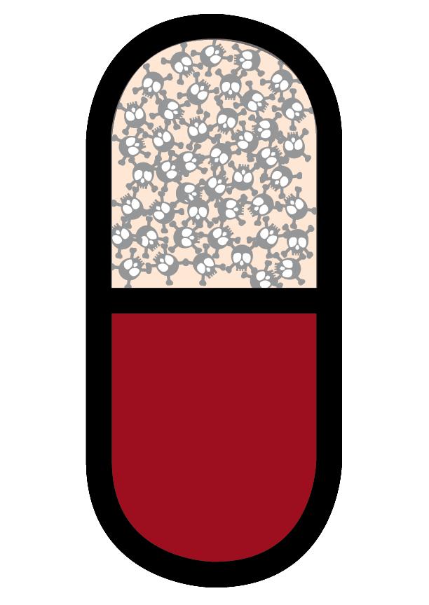 Poison PIll Icon