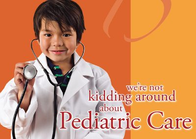 No Kidding about Pediatrics