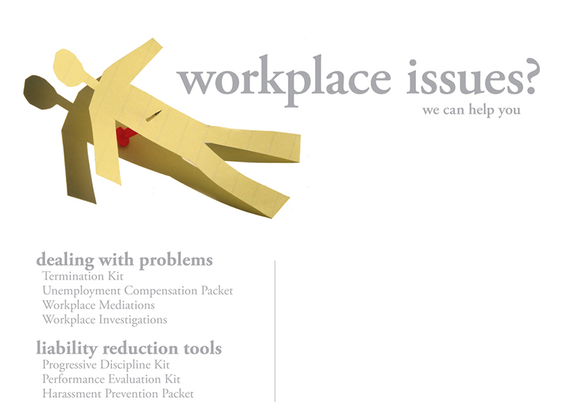 Workplace Issues?