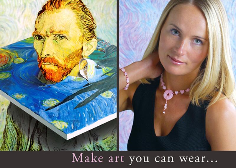 Make Art You Can Wear