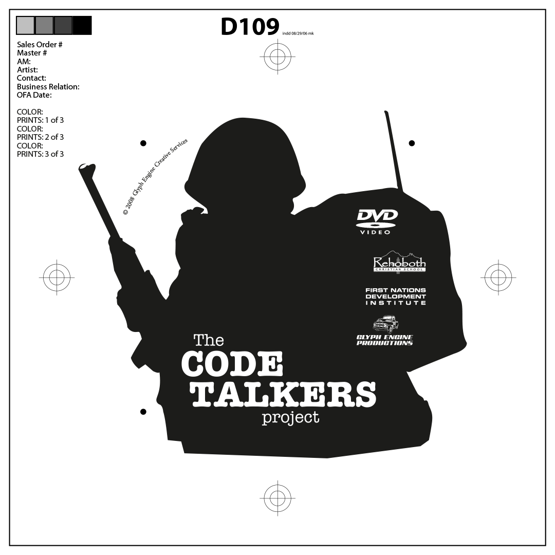 Codetalker DISC Design